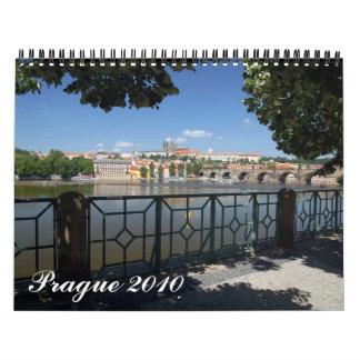 Prague 2010 Calendar