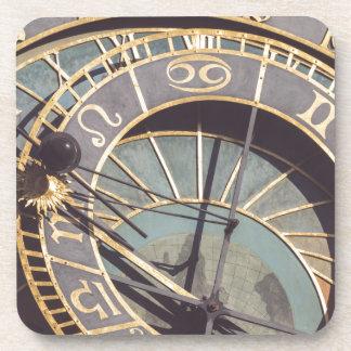 Prague Astronomical Clock Coaster
