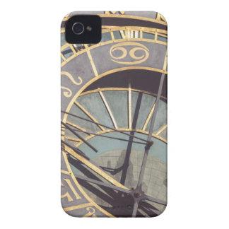 Prague Astronomical Clock iPhone 4 Case-Mate Case
