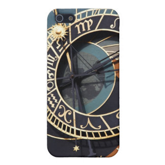 prague astronomical clock iPhone Case iPhone 5/5S Covers