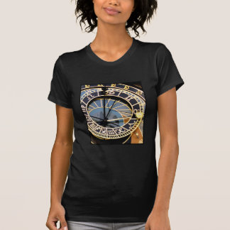 Prague Astronomical Clock shirt