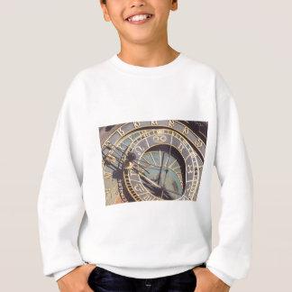 Prague Astronomical Clock Sweatshirt
