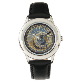 Prague astronomical clock watch