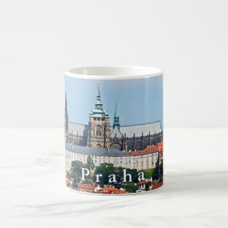 Prague Castle. Coffee Mug