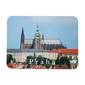 Prague Castle. Magnet