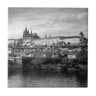 Prague Castle Tile