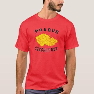 Prague - czech it out T-Shirt