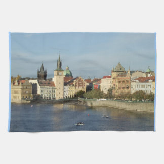 Prague Dishtowel Kitchen Towel