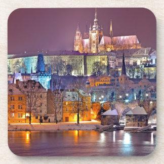 Prague in Winter Coaster