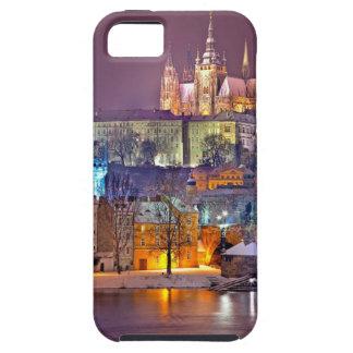 Prague in Winter iPhone 5 Cases