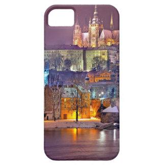 Prague in Winter iPhone 5 Cover