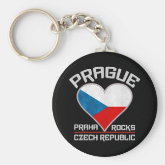 PRAGUE keychain