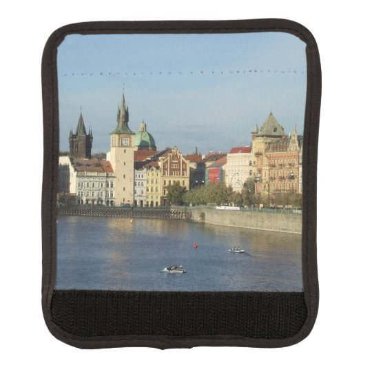 Prague Luggage Handle Wrap