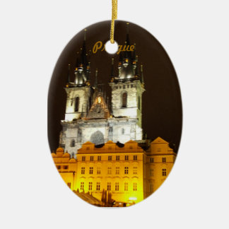 Prague Ornament Our Lady of Tyn