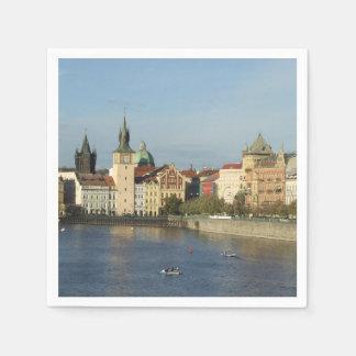 Prague Paper Napkins