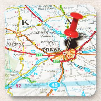 Prague, Praha in Czech Republic Coaster