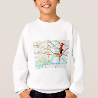 Prague, Praha in Czech Republic Sweatshirt