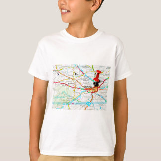 Prague, Praha in Czech Republic T-Shirt