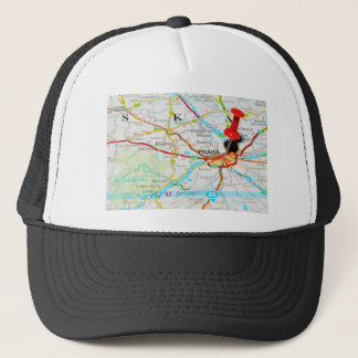 Prague, Praha in Czech Republic Trucker Hat