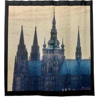 Prague Steeples