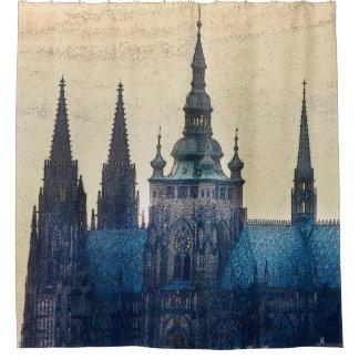 Prague Steeples 2