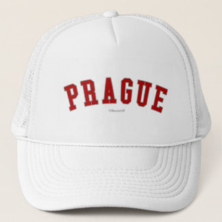 Prague Trucker Hat