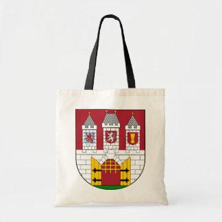 Praha 03, Czech Budget Tote Bag