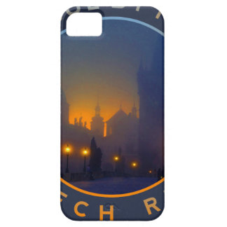 Praha by Night iPhone 5 Cover