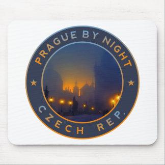 Praha by Night Mouse Pad
