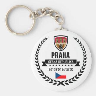 Praha Keychain