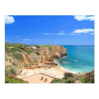 Praia da Coelha Postcard