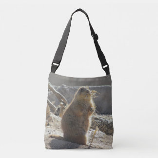 Prairie Dog Crossbody Bag
