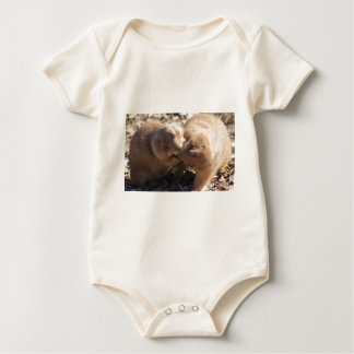 Prairie Dog Love Baby Bodysuit