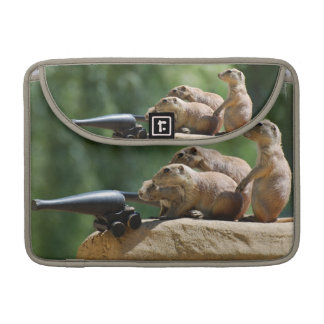 "Prairie Dog Soldiers 13"" MacBook Sleeve"