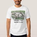 Prairie Dog Wrestling Tshirts