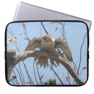 Prairie Falcon Laptop Sleeve