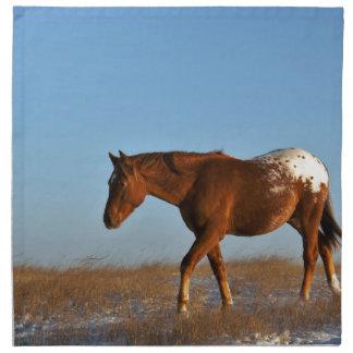 Prairie Horse Cloth Napkin