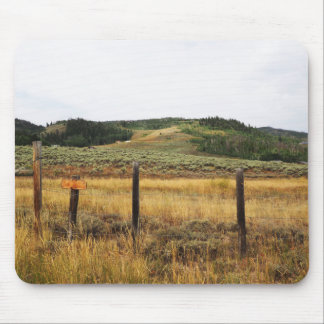 prairie in Colorado Mouse Pad