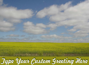 Manitoba gifts on zazzle ca prairie landscape cards manitoba personalized card negle Choice Image