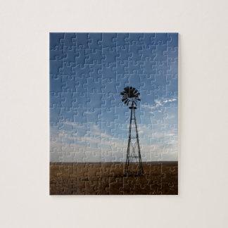 Prairie Sentinel Puzzle