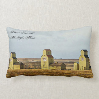 Prairie Sentinels Mossleigh Alberta Lumbar Pillow