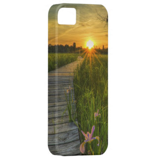Prairie Sunset Case For The iPhone 5