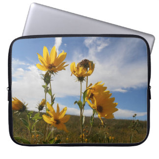 Prairie Sunset Laptop Sleeves