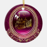 Praise Be To Allah, Mosque Christmas Ornaments
