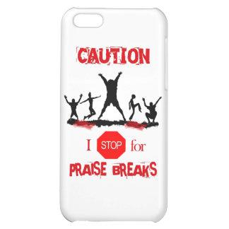 Praise Break (no sign) iPhone 5C Cover