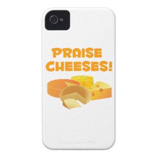 Praise Cheeses! iPhone 4 Case
