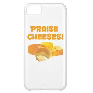 Praise Cheeses! iPhone 5C Cases