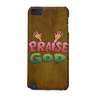 PRAISE GOD iPod TOUCH 5G COVER