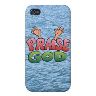 PRAISE GOD iPhone 4/4S CASES