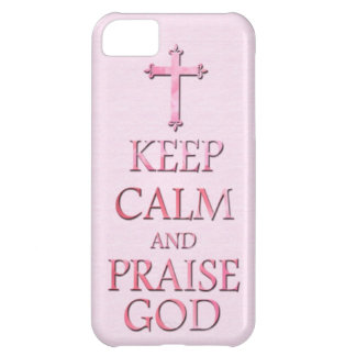 Praise God Iphone Cover Case For iPhone 5C